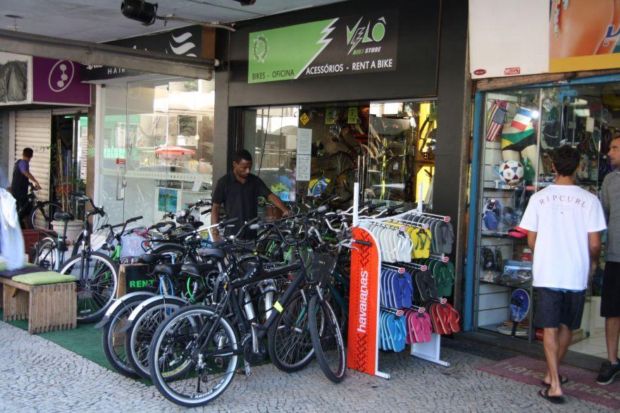 Bike rental Rio de Janeiro