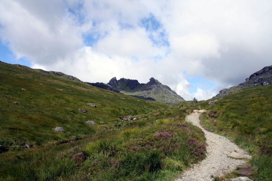 How to explore the Cobbler in Scotland