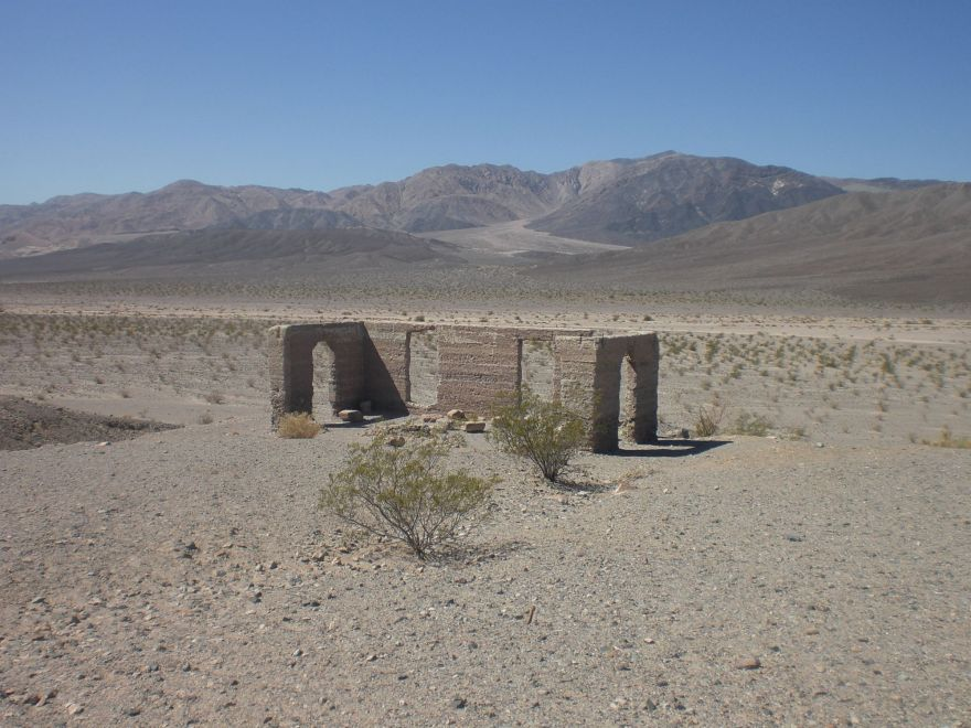 Ruins in Death Valley National Park