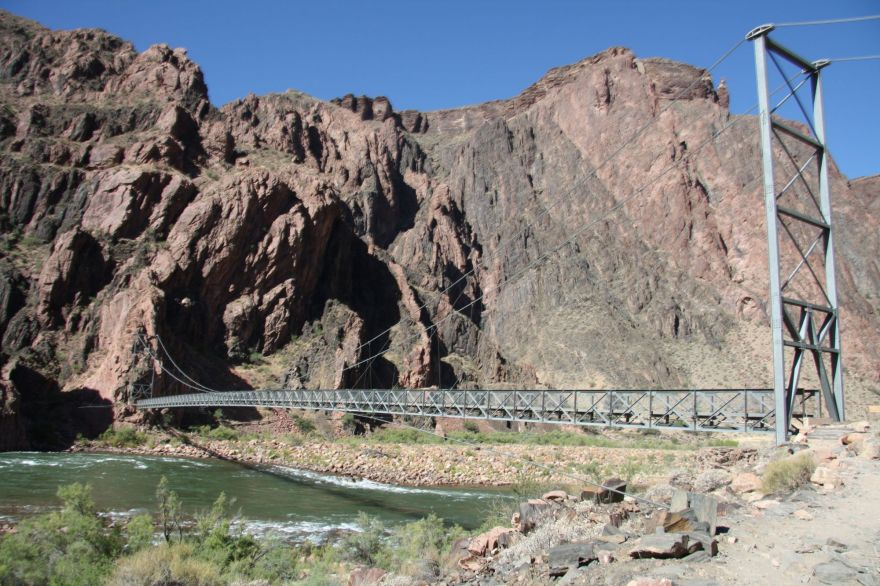 Bridge over the Colorado River