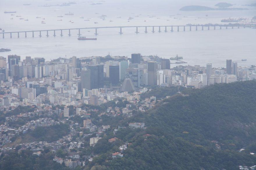 City center Rio de Janeiro