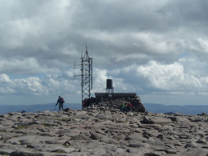 Summit Cairngorm Mountain