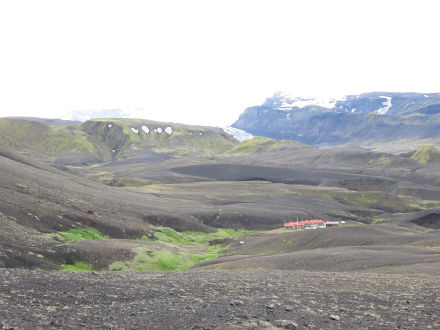 Iceland Laugavegur